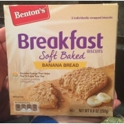 A small image of Benton's Soft-Baked Banana Bread Biscuits, from Aldi