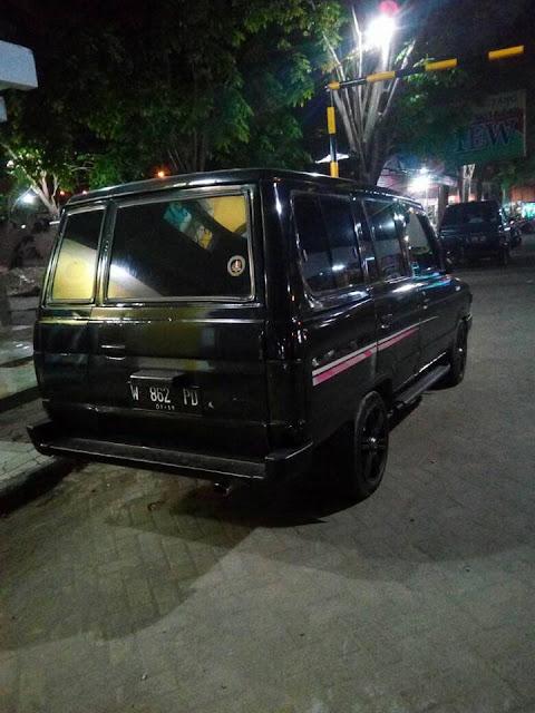 Toyota Kijang Super tahun 1989 bekas