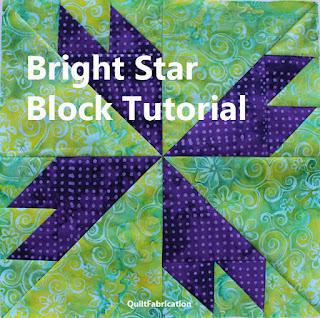 BRIGHT STAR BLOCK-CROWS FOOT BLOCK-BLOCK TUTORIAL-QUILT BLOCK-BLOCK BASE-QUILT ALONG