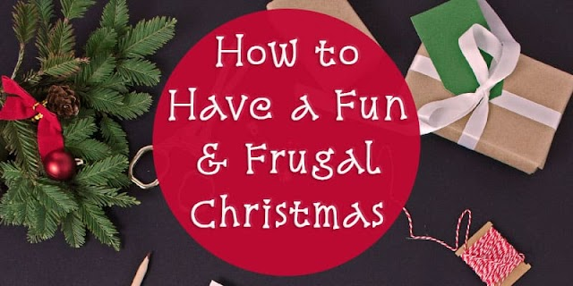 Fun & frugal Christmas decorations