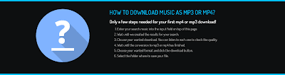 Steps to download songs in Mp3Skull