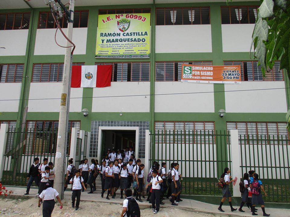Escuela 60993 RAMÓN CASTILLA - Belen