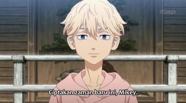 Tokyo Revengers Episode 21 Subtitle Indonesia