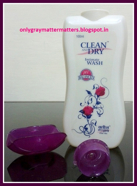 Clean and Dry Intimate Wash Review