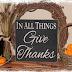 Dekorasi Rumah Pada Hari ThanksGiving