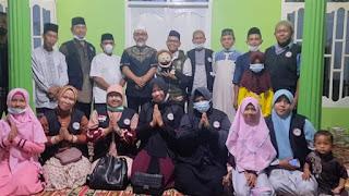 Wakil Bupati Batu Bara Hadiri Dzikir Bersama Yang Digelar Rumah Quran TBR