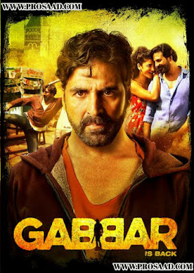 gabbar is back full movie free download