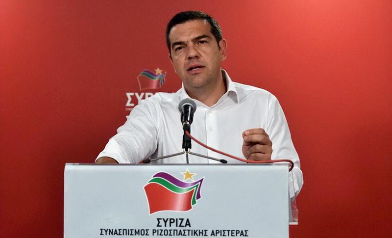 Πρόωρες βουλευτικές εκλογές ανακοίνωσε ο Αλέξης Τσίπρας