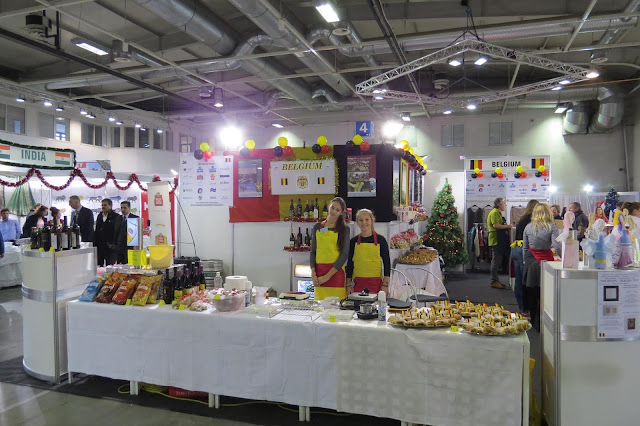 International Women's Club, Sofia, belgium,Charity Bazaar, Bulgarie, IWC, annuel, xmas, Inter Expo Center, christmas, IWC, 2015