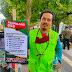 Uji Coba Pasar Wisata Untuk Eks PKL Alun-alun Minggu Pagi