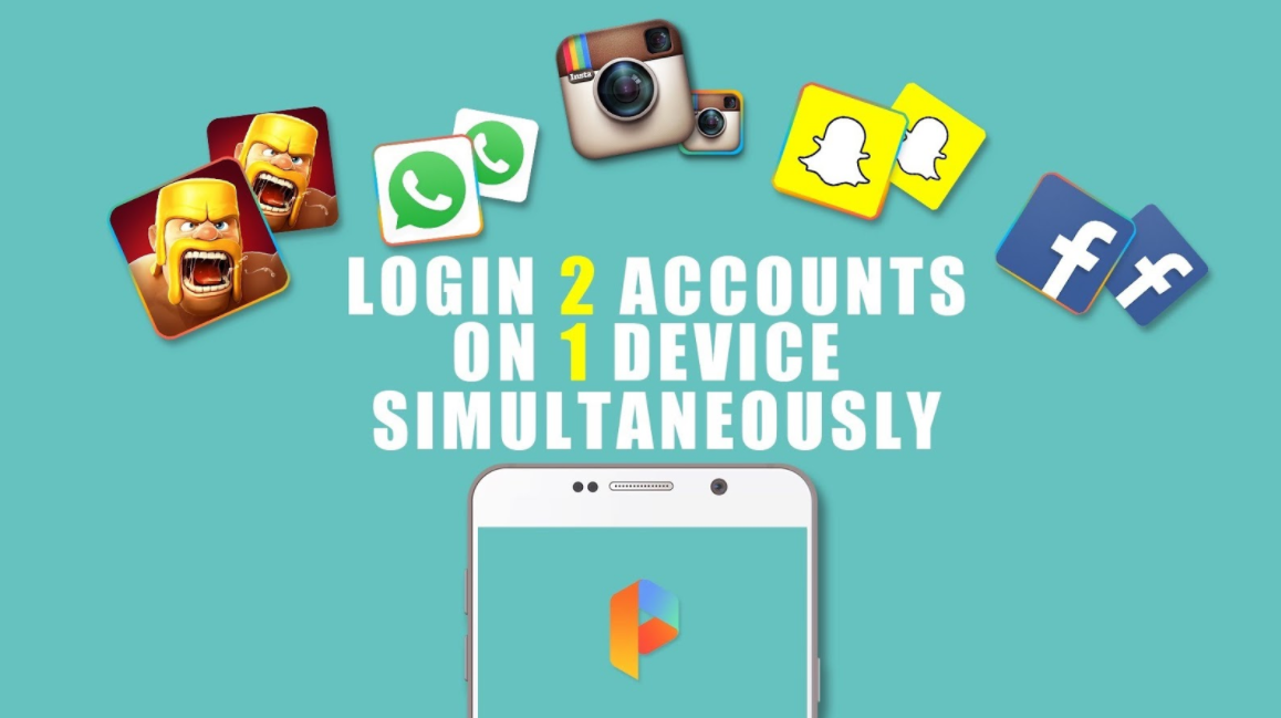 Multi Accounts on one device