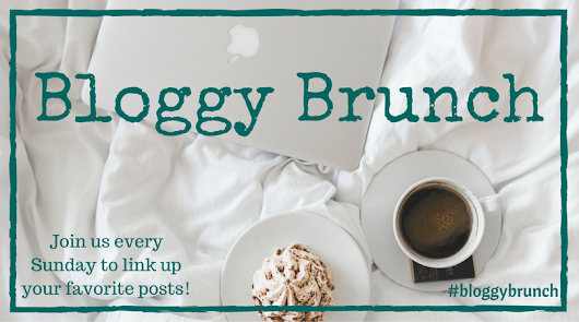 Bloggy Brunch - Week 10