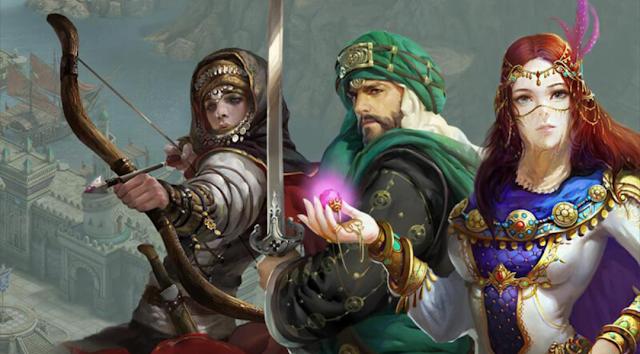 تحميل لعبة انتقام السلاطين للاندرويد  اخر اصدار 2021