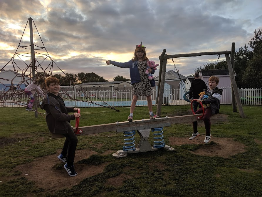 Haven Berwick Upon Tweed Review - play park