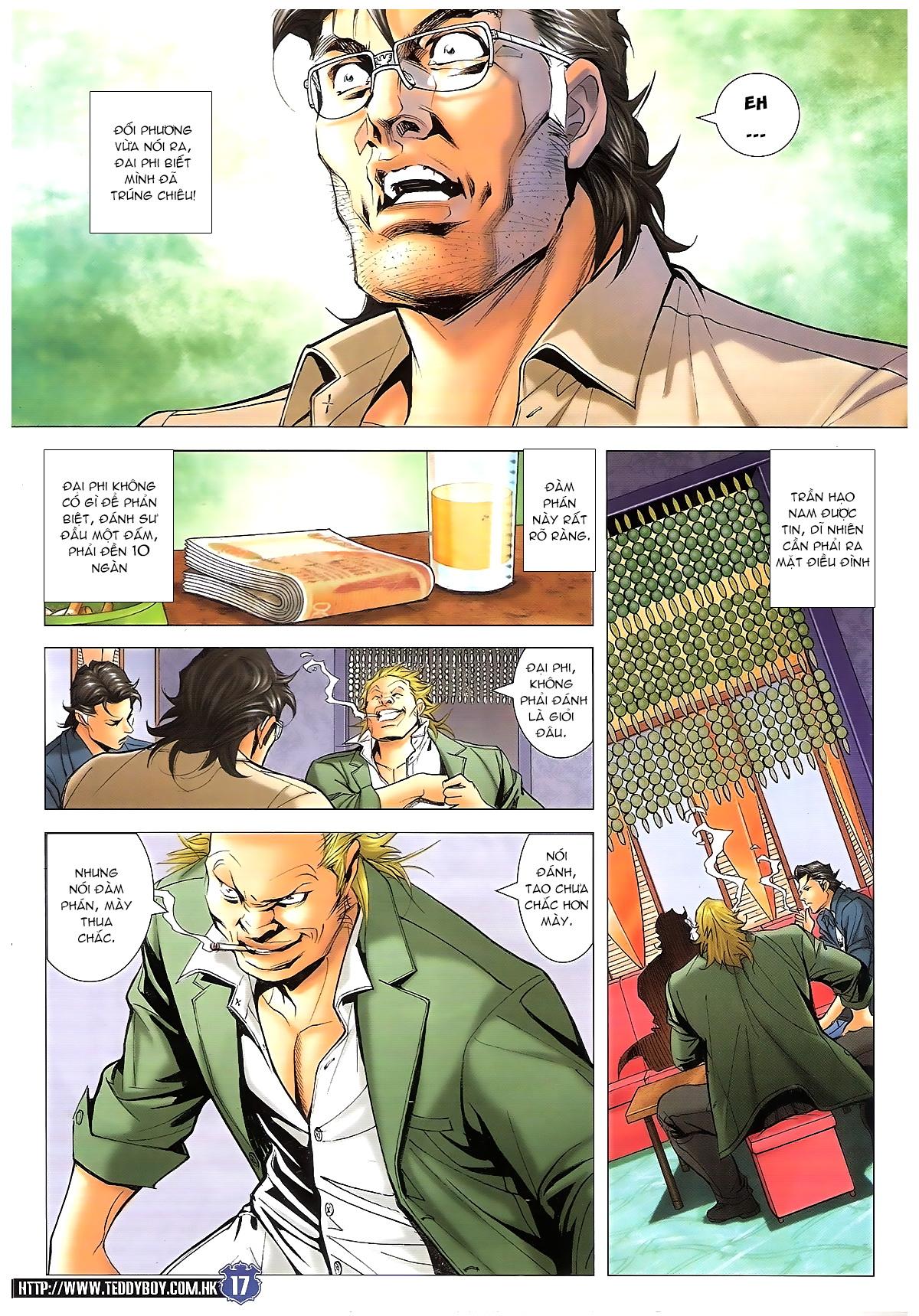 Người Trong Giang Hồ chapter 1645: làm khó đại b chảy trang 15