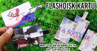 PROMO TERMURAH !!! Flashdisk Kartu 4gb polos