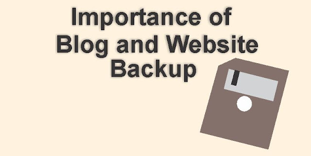 Back Importance of Blog and Website