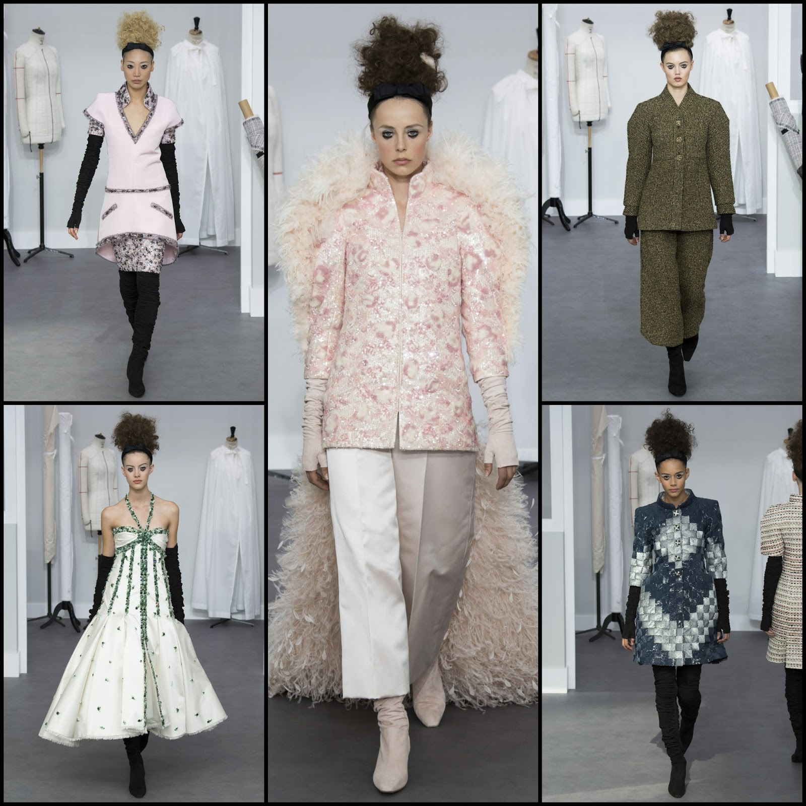 Buy Haute chanel couture fall runway pictures trends