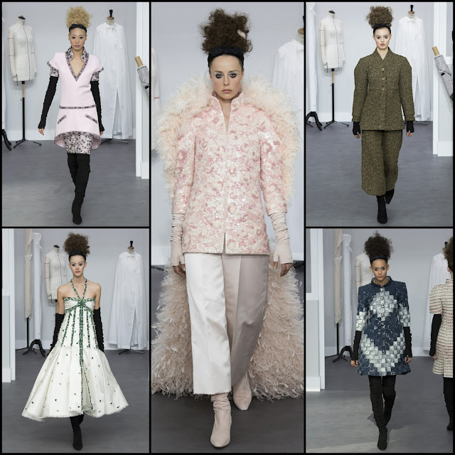 RUNWAY REPORT.....Paris Haute Couture Fashion Week: CHANEL Haute Couture Fall/Winter 2016 Photos, Video!