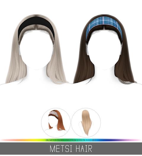 METSI HAIR (PATREON)