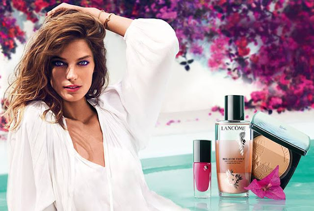 Lancome Summer 2016 Summer Bliss makeup collection