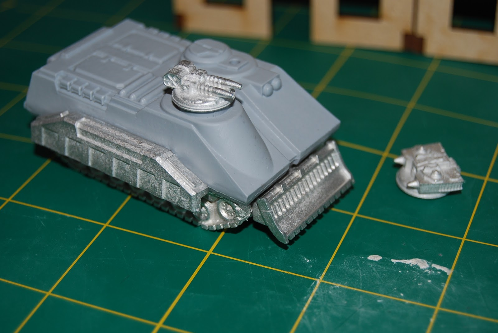 Rebel Minis - Transporte sci-fi 15mm