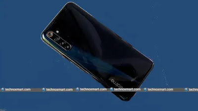 realme 6i back realme 6i full review