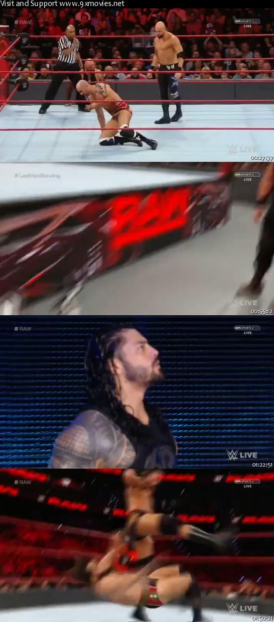 WWE Monday Night Raw 02 Jan 2017 HDTV 480p