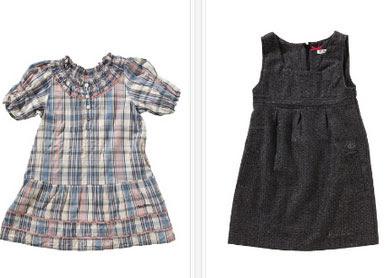 Vestidos en oferta para niñas