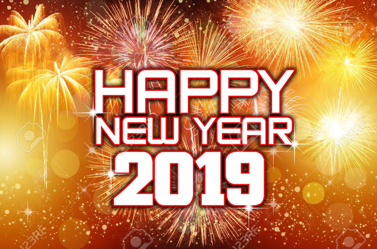 Happy New Year 2019 Wishes Messages And Images