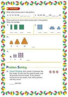 اقوى مذكرة Math منهج الصف الثالث الابتدائي 2021 الترم الاول