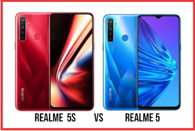 Realme 5 Vs Realme 5S, Apa Saja Perbedaannya?, Perbedaan Realme 5s dan Realme 5, perbedaan spesifikasi Realme 5 dan 5s
