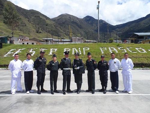 Escuela Técnico Superior PNP - ETS Pasco