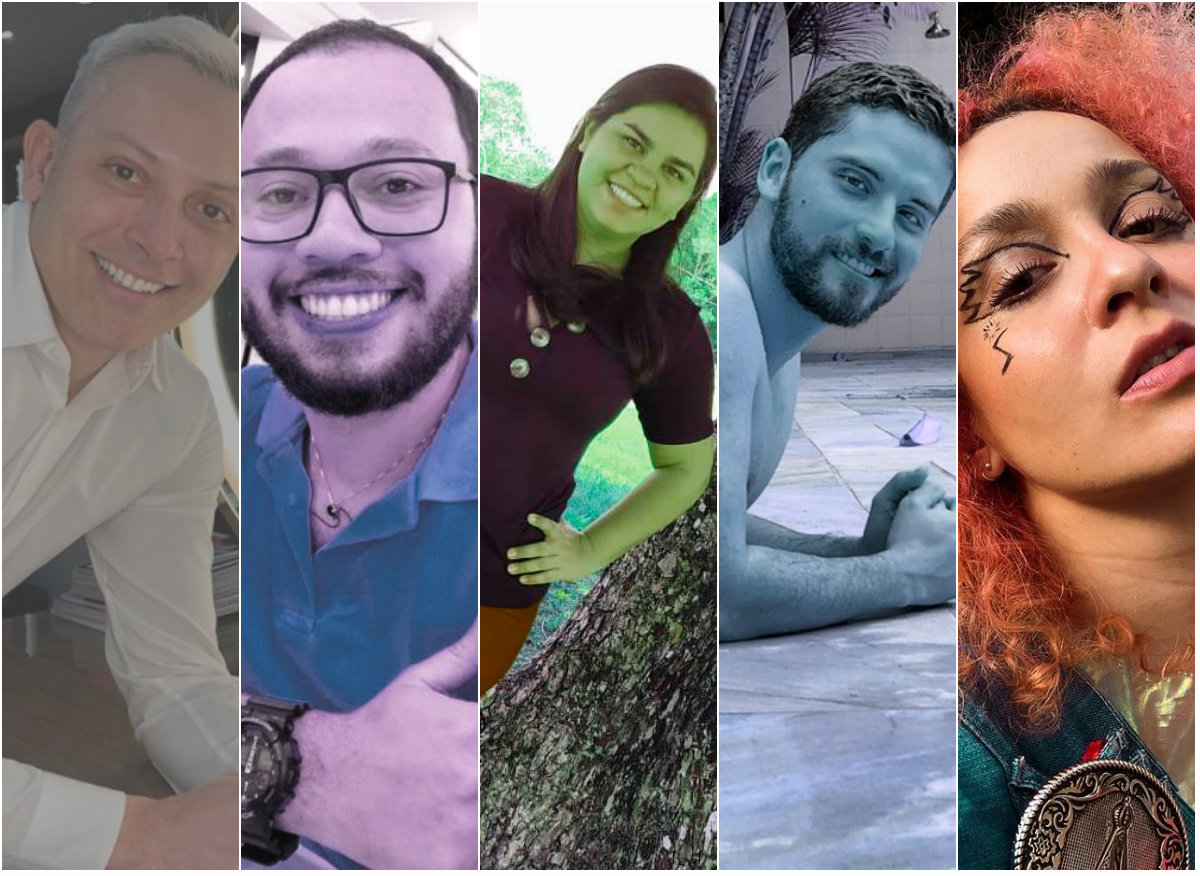 10 paraenses gays com muito orgulho. Dia Internacional do Orgulho Gay