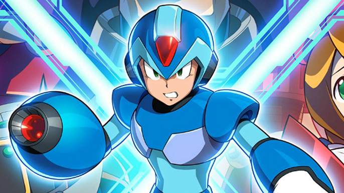 Comprar Megaman X Black Friday