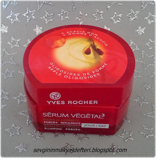 Yves Rocher Serum Vegetal 3