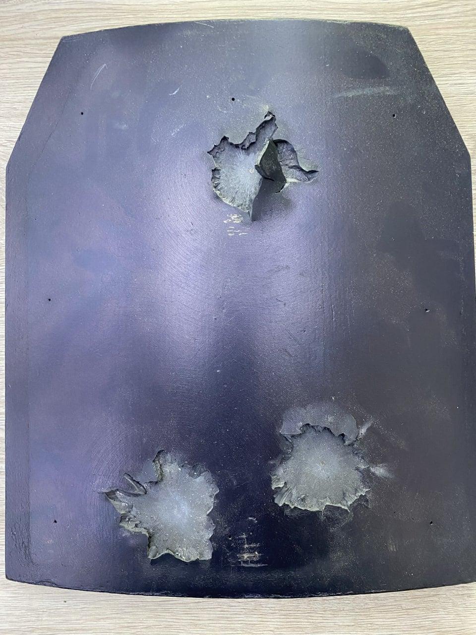 Нове антирікошетне покриття від Темп-3000 витримало випробування