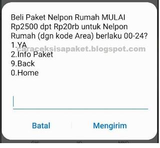 Paket Nelpon Rumah Telkomsel Simpati PSTN Telkomsel Paket Nelpon Rumah Simpati (PSTN Telkomsel)