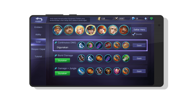 Guide Item Zilong di Mobile Legends, Si Penculik Lawan