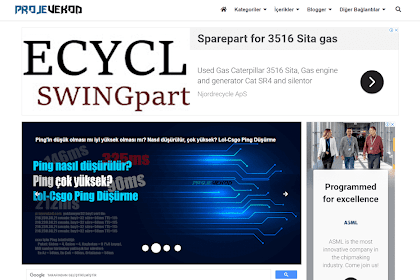 Blogger White Paper - Premium Seo ve Mobil(Responsive) Uyumlu Tema