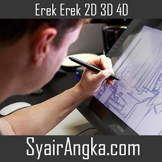 Erek Erek Menjadi Animator 2D 3D 4D