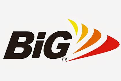 Siaran BIG TV Juli 2019