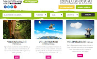 Voluntariado. Blog Hazlo posible