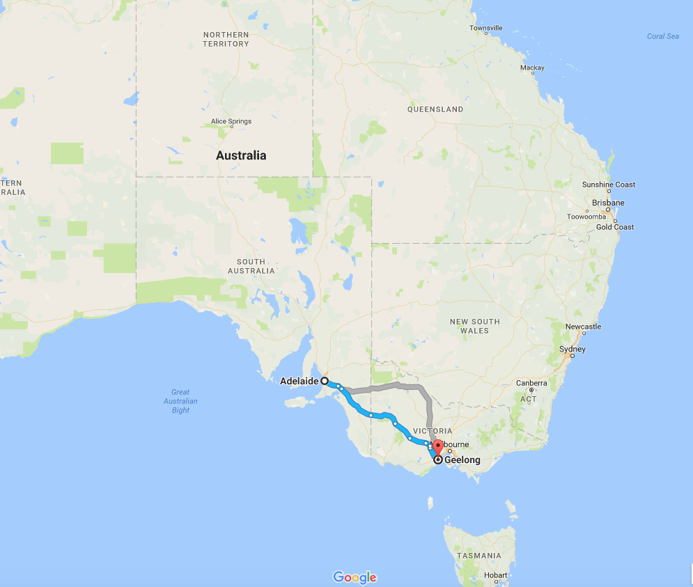 we arrived home again sunday night having clocked up almost 2 500kms 1 553 miles in 10 days