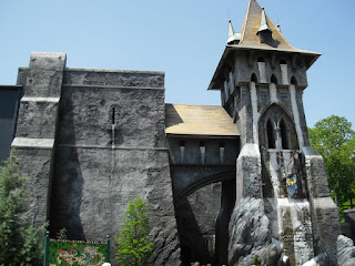 Will DarKastle ever open again at Busch Gardens Williamsburg?