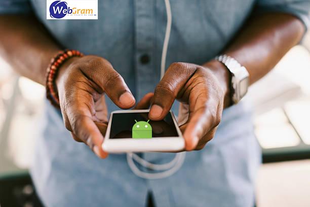 Développement d'applications mobiles Android, WEBGRAM, société informatique basée à Dakar-Sénégal, leader en Afrique, ingénierie logicielle, développement de logiciels, systèmes informatiques, systèmes d'informations, développement d'applications web et mobile