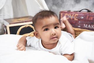 Bavani Susan Baby Portrait