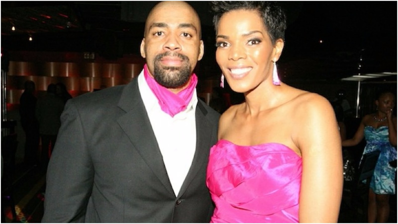 Connie Ferguson-my husband cheats because I'm older than him.