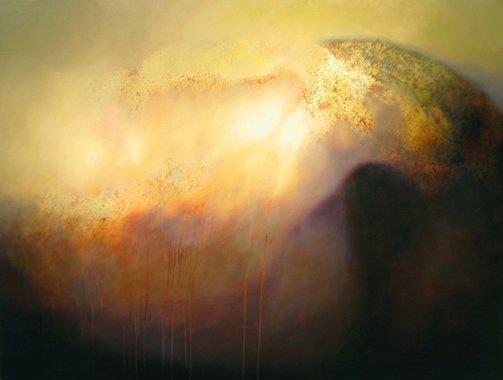 Steven DaLuz | American Neo-Luminist painter