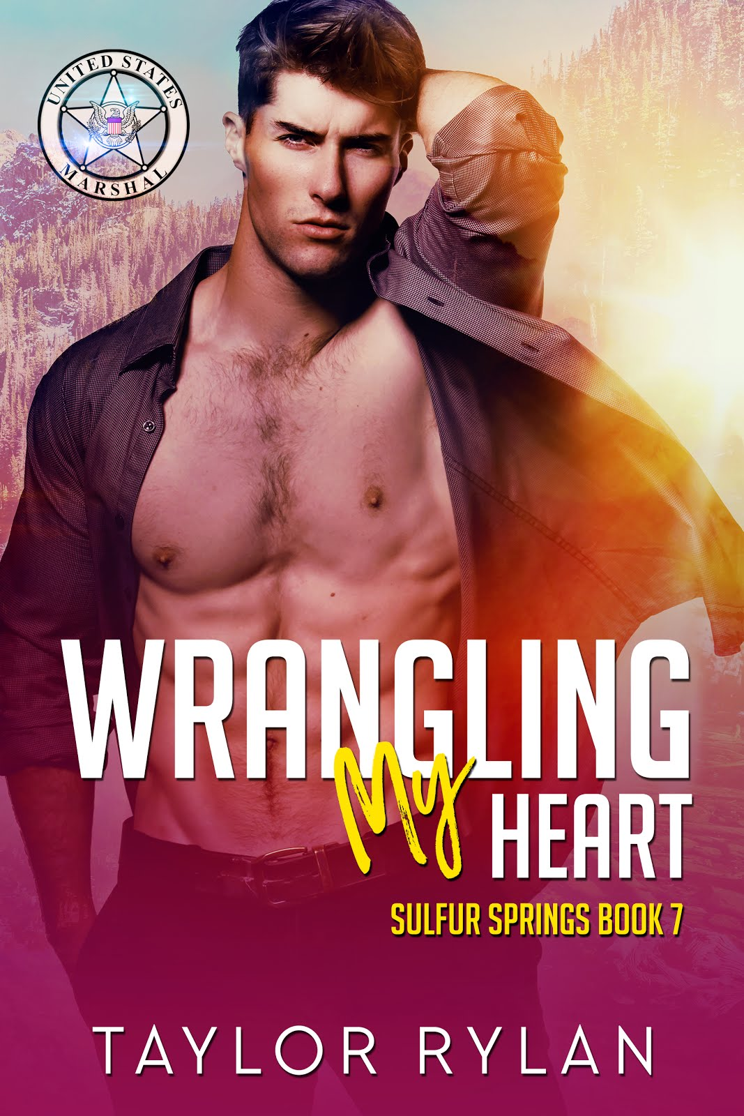 Wrangling My Heart by Taylor Rylan